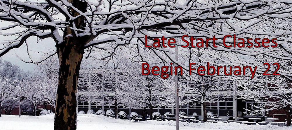 Late Start Courses