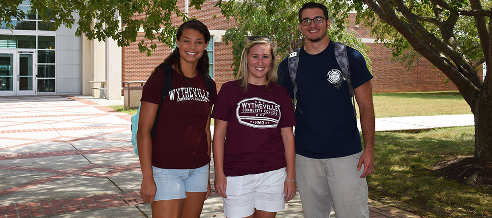 Welcome Back WCC Students