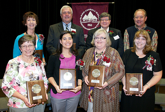 WCC Distinguished Alumni 2013