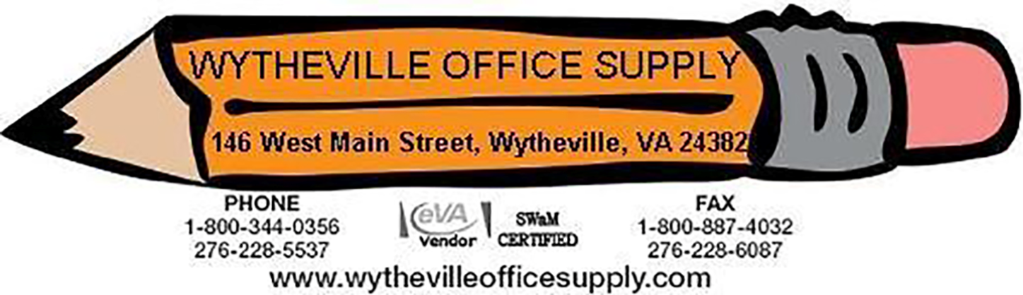 Wytheville Office Supply Logo