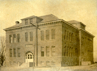 Marion High School - 1908