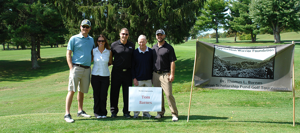 Golf Tournament Photo