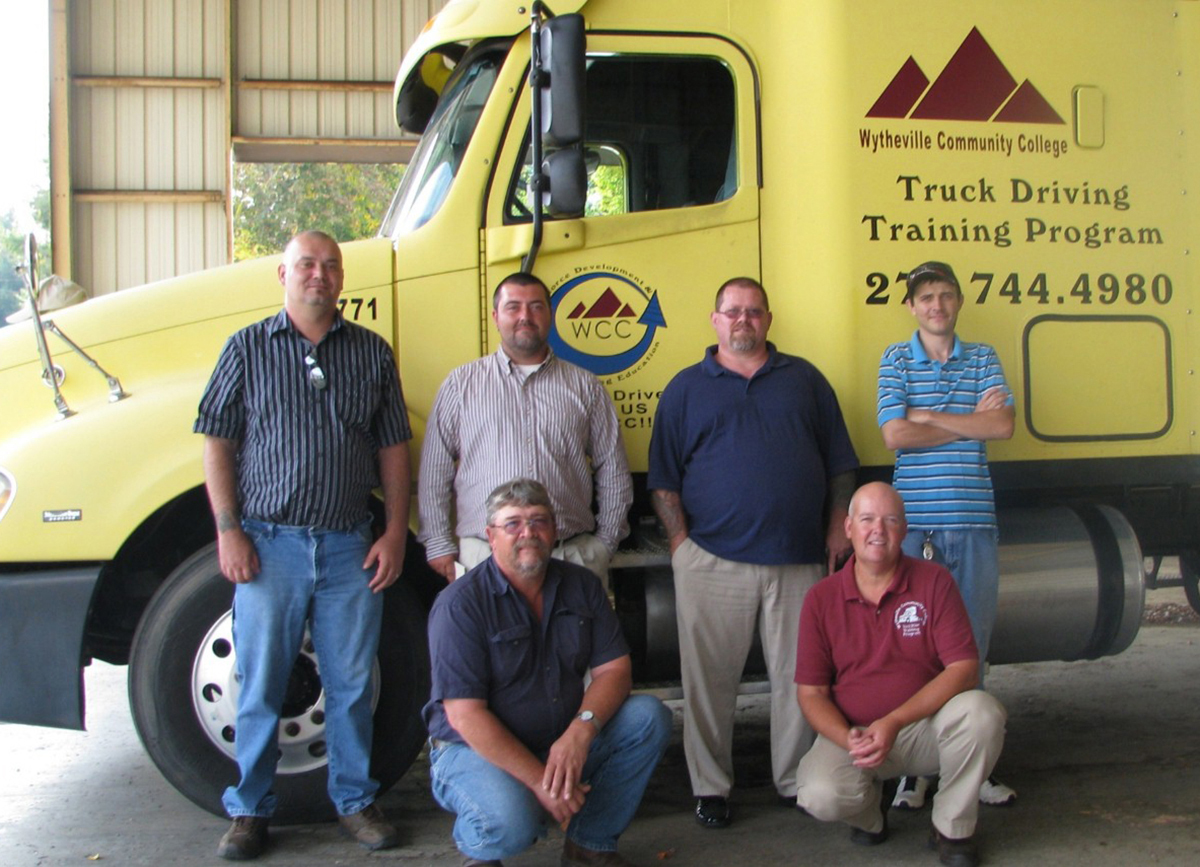 Wcc graduates four from truck driving program wytheville for additional information on the program contact bill reeves at 276 744 4980 or breeveswcccs xflitez Image collections